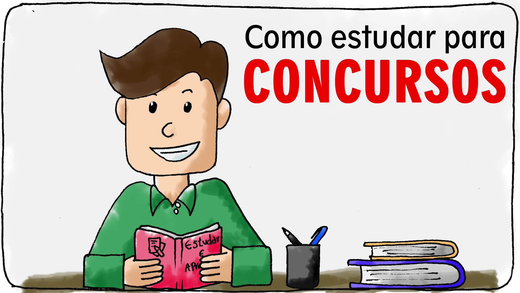 Resultado de imagem para como você estudar para concursos